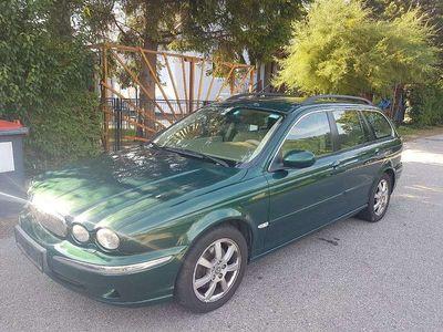 gebraucht Jaguar X-type 2.0D Estate Kombi / Family Van