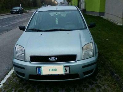 gebraucht Ford Fusion Ambiente 1,4 TDCi