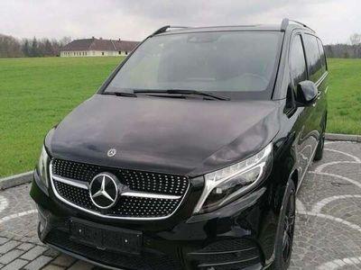 gebraucht Mercedes V300 d 4MATIC lang Avantgarde Aut. A-Edition Avantgard