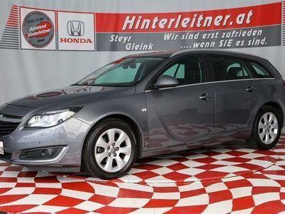 gebraucht Opel Insignia ST CDTI XENON NAVI LEDER WINTERPAKET