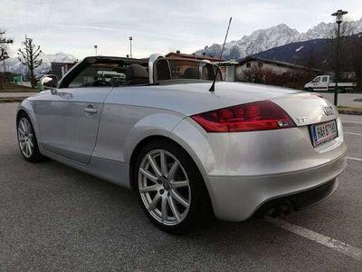 gebraucht Audi TT Roadster 2,0 TDI DPF quattro