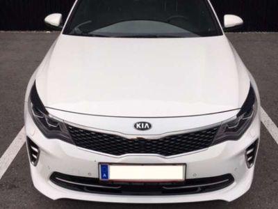 gebraucht Kia Optima Wagon 1,7 CRDi ISG GT-Line DCT +Panoramadach+ Kombi / Family Van