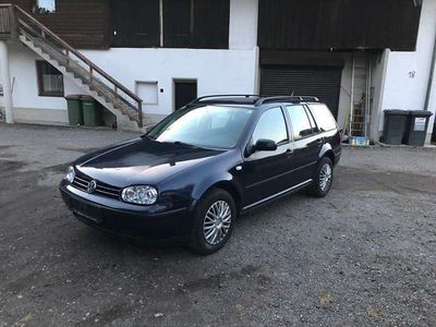 brugt VW Golf 1.9tdi Kombi / Family Van,