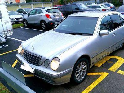 gebraucht Mercedes E200 Elegance CDI
