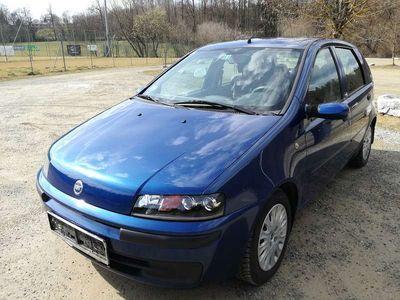 gebraucht Fiat Punto 1,9 JTD HLX Klein-/ Kompaktwagen,