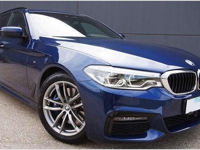 gebraucht BMW 530 5er-Reihe d M Sport Touring G31 Aut. * LIVE COCKPIT PROFESSIONAL * Kombi / Family Van
