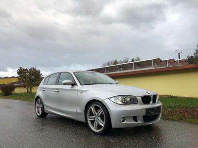 gebraucht BMW 118 1er-Reihe d M-Paket Klein-/ Kompaktwagen