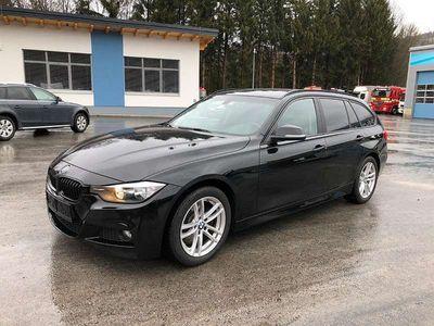 gebraucht BMW 330 3er-ReiheM-Packet in-aussen Kombi / Family Van