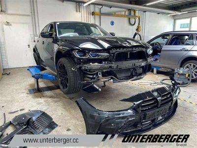 gebraucht BMW M3 Competition   UNFALLSCHADEN