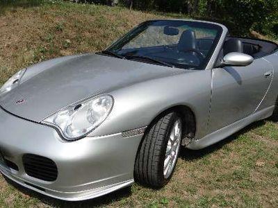 gebraucht Porsche 911 Carrera Cabriolet 996 3,6