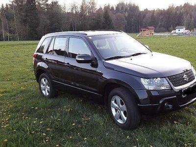 gebraucht Suzuki Grand Vitara Vitara1,9 VX-E Deluxe DDiS SUV / Geländewagen