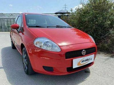 gebraucht Fiat Grande Punto 1,2 Actual Klima Service