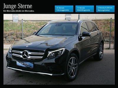 gebraucht Mercedes E250 GLC-Klasse GLC d 4MATIC Aut. SUV / Geländewagen,
