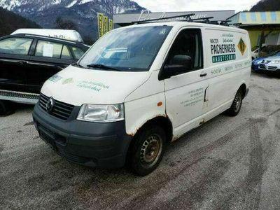 gebraucht VW T5 T51,9 TDI Kastenwagen