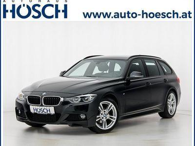 gebraucht BMW 320 3er-Reihe i Touring M-Sport Aut. LP:56.907.-€ Kombi / Family Van,