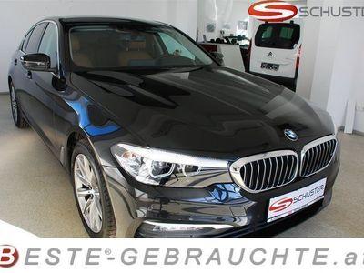 gebraucht BMW 520 5er-Reihe d Aut. Limousine,