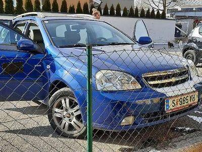 gebraucht Chevrolet Nubira NubiraKombi / Family Van
