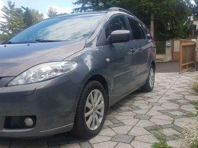 gebraucht Mazda 5 2.0 TDI / Bastelfahrzeug / Export Kombi / Family Van