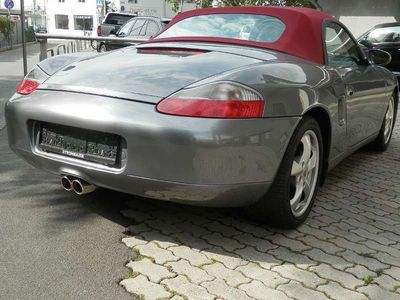 gebraucht Porsche Boxster Spirit Cabrio / Roadster,