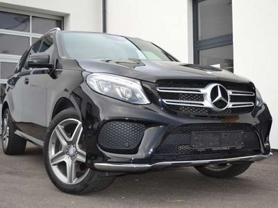 gebraucht Mercedes GLE250 d 4Matic Aut. AMG-Paket, LED, NAVI, AHV, Leder