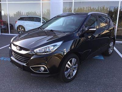 gebraucht Hyundai ix35 2,0 CRDi GO Plus NAVI*RÜCKFAHRKAMERA