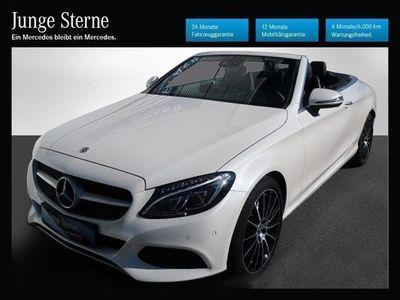 gebraucht Mercedes C200 Cabrio Aut.