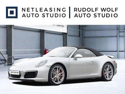"""gebraucht Porsche 911 Carrera 4S Cabriolet 3.0 18Wege/Bose/20"""" Xenon"""