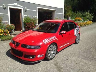 gebraucht Seat Leon Cupra TDi 4x4 Sportwagen / Coupé