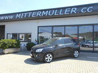 gebraucht Opel Mokka 1,6 CDTI ALLRAD ecoflex Edition Start/Stop System SUV / Geländewagen,