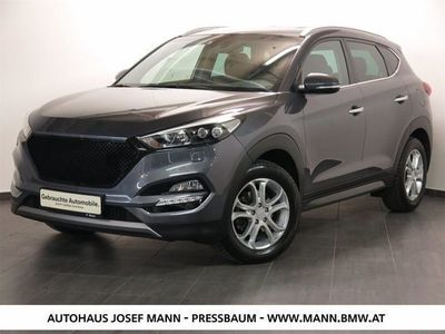 used Hyundai Tucson 1,6 T-GDI 4WD Style DCT