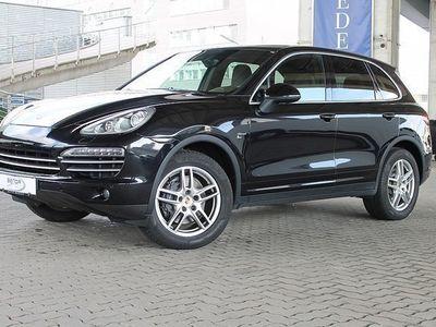 gebraucht Porsche Cayenne II Platinum Edition 3,0 Diesel Aut. SUV / Geländewagen,