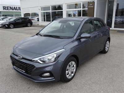 gebraucht Hyundai i20 1,25 Level 2 Tageszulassung