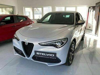 gebraucht Alfa Romeo Stelvio MY20 190PS AT8 Q4 SPRINT SUV / Geländewagen