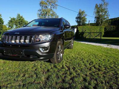 gebraucht Jeep Compass 2.2 Tdi SUV / Geländewagen