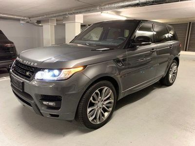 used Land Rover Range Rover Sport 3,0 SDV6 HSE Dynamic 306PS