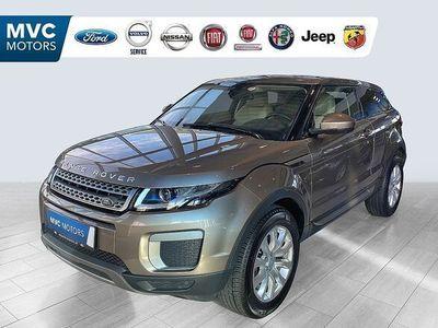gebraucht Land Rover Range Rover evoque SE 2,0 eD4 e-Capability Sportwagen / Coupé