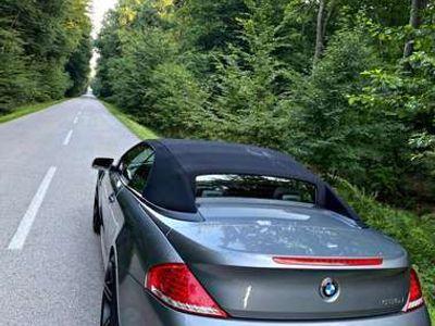 gebraucht BMW 650 Cabriolet 6er-Reihe Cabrio (E64) Aut.