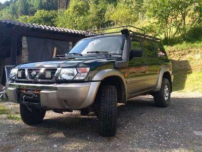 gebraucht Nissan Patrol GR Wagon 3,0 16V Luxury TD Aut.