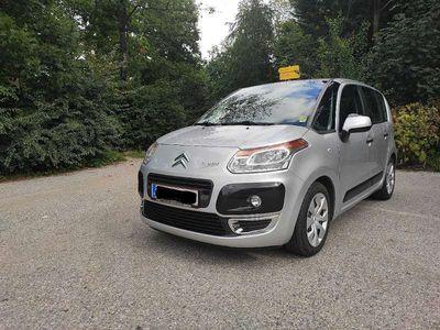 gebraucht Citroën C3 Picasso (SH) 1.4 VTI 16V Kombi / Family Van