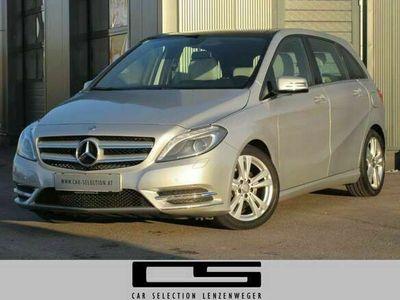gebraucht Mercedes B200 BlueEfficiency A-Edition*Sportpaket*Panorama*
