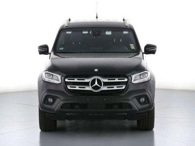 gebraucht Mercedes X250 X-Klasse4 Matic Progressive Rollo Led Navi 360 Kamera Kombi / Family Van