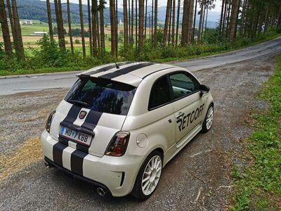 gebraucht Abarth 500 ESSEESSE Sportwagen / Coupé,