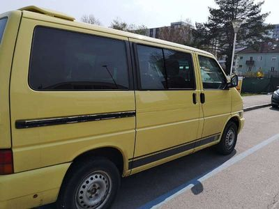 gebraucht VW Caravelle 2.5 Kombi / Family Van