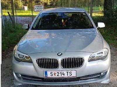 gebraucht BMW 525 5er-Reihe f10 d Limousine