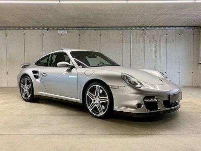 gebraucht Porsche 911 (997) Turbo Coupé *HANDSCHALTER*PERFEKT*