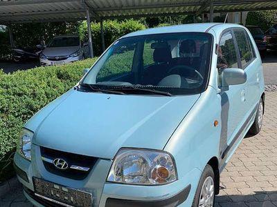 gebraucht Hyundai Atos 1,1 GL Klein-/ Kompaktwagen
