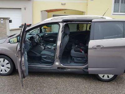 gebraucht Ford Grand C-Max C-MAXTitanium 1,6 TDCi DPF Kombi / Family Van,