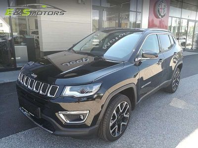 brugt Jeep Compass 2,0 MultiJet II AWD Limited