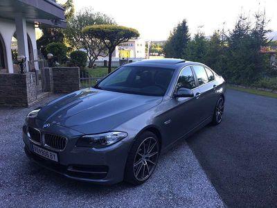 gebraucht BMW 530 5er-Reihe d xDrive (F10 LCI) Aut. 20'ZOLL VOLL Limousine