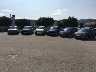 gebraucht VW Tiguan Sky TDI BMT 4MOTION